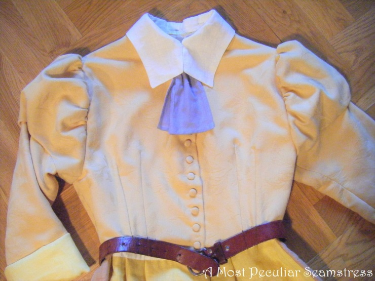 Bodice front